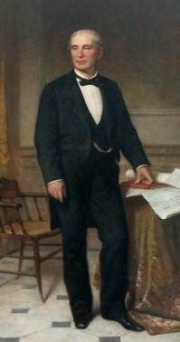 D. Fernando Blanco por Federico de Madrazo (1884)