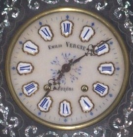 Reloxo Emile Vergne / Reloj Emile Vergne
