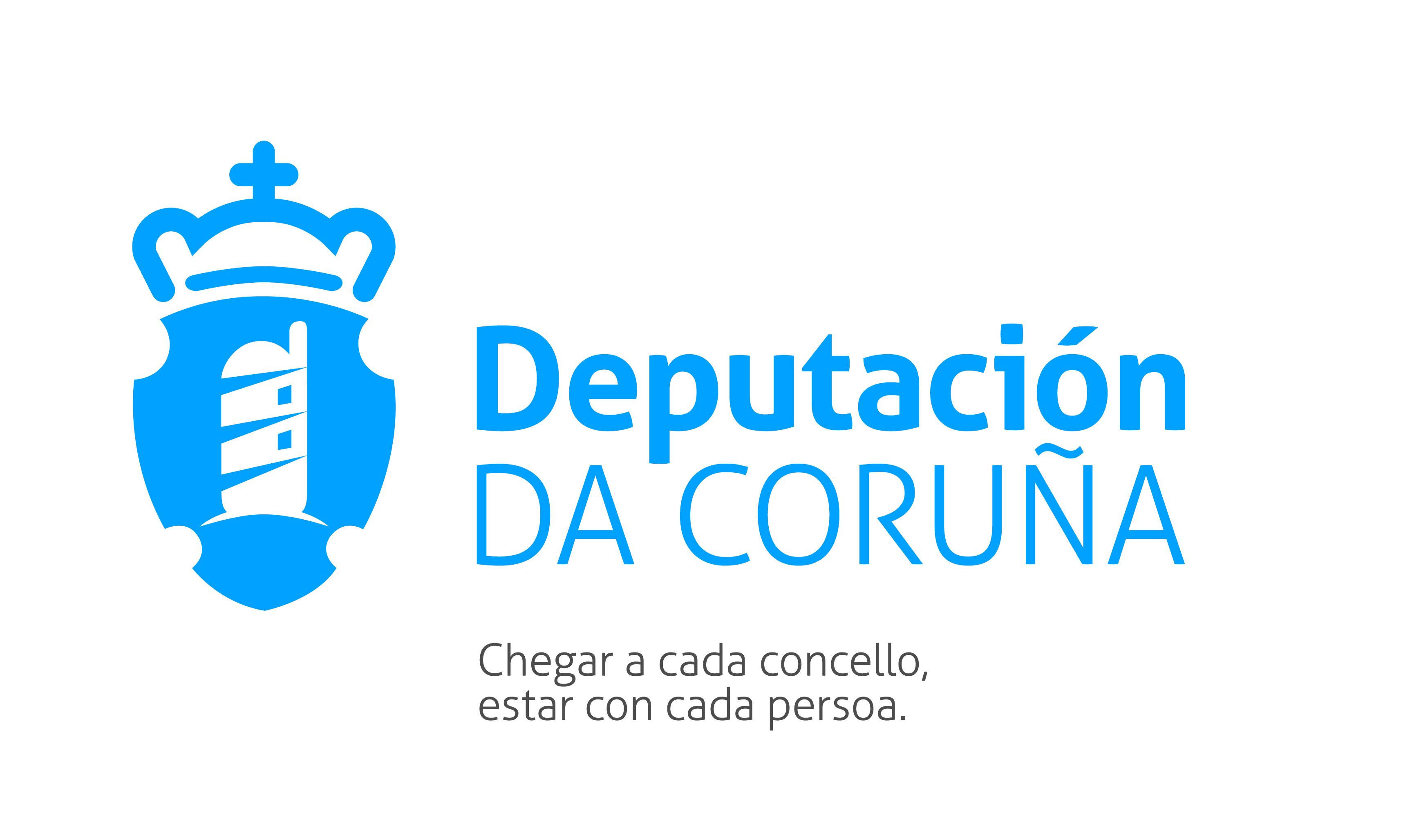 Identidade Deputación da Coruña
