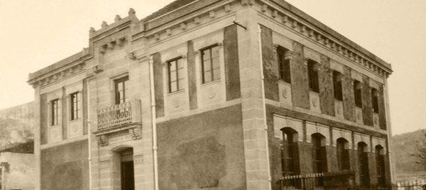 Escola das Nenas da Fundación Fernando Blanco de Cee