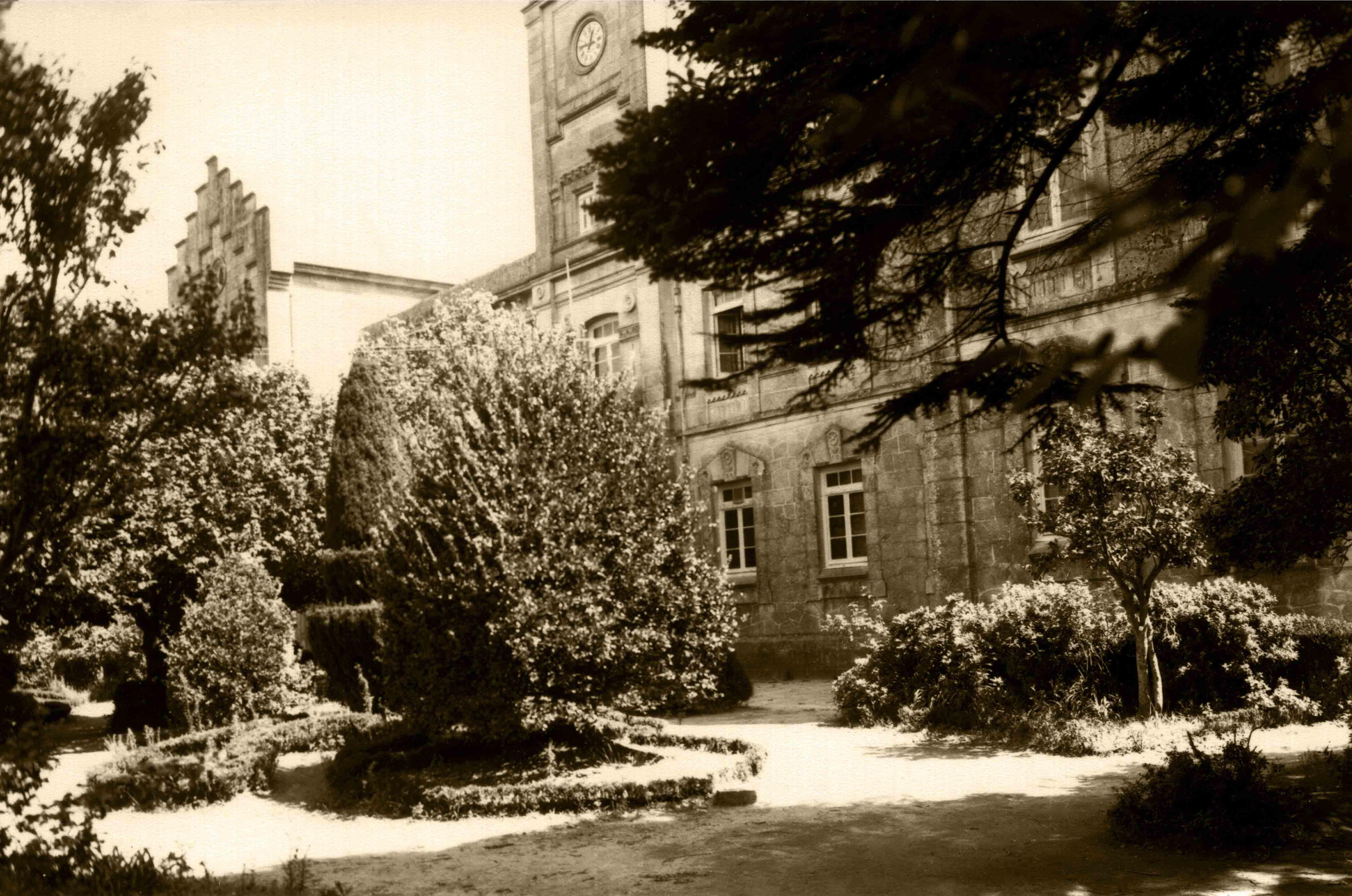 Xardín botánico. Ca: 1930 / Jardín botánico. Ca: 1930