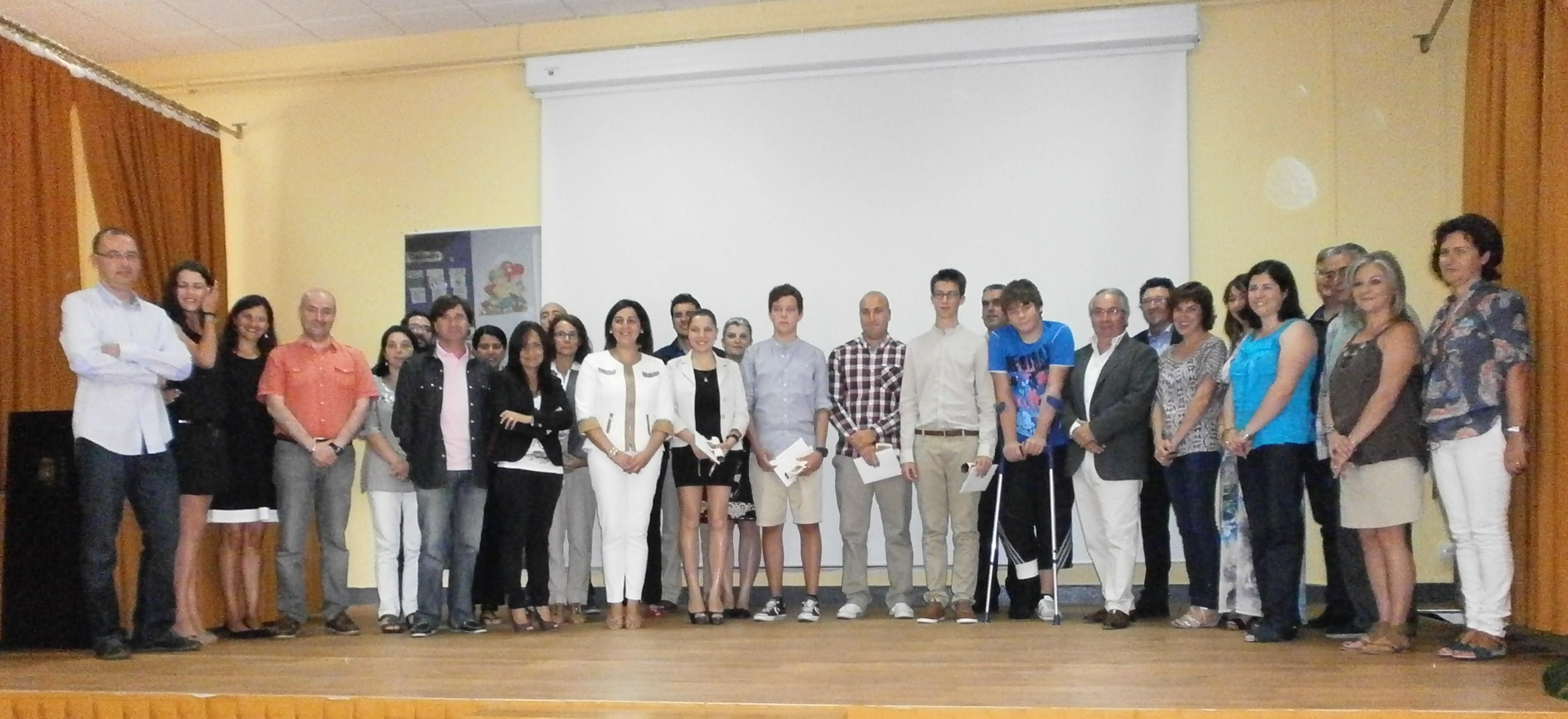 Becas Premio Curso 2011-2012
