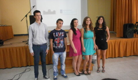 Becas Premio Curso 2012-2013