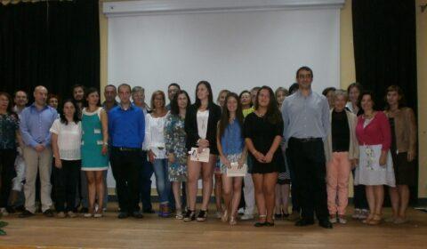 Becas Premio Curso 2013-2014