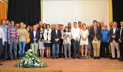 Becas Premio Curso 2014-2015