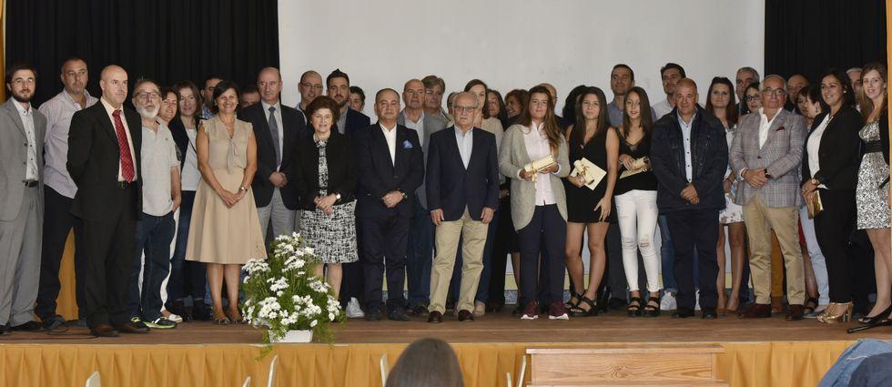 Becas Premio Curso 2015-2016