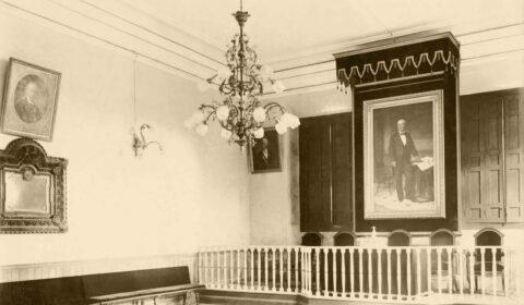 Salón de Actos. 1917