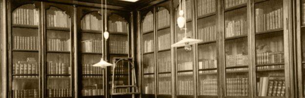 Biblioteca. 1917