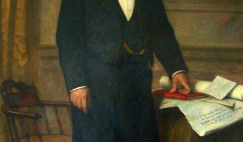Fernando Blanco por Federico de Madrazo (1884)