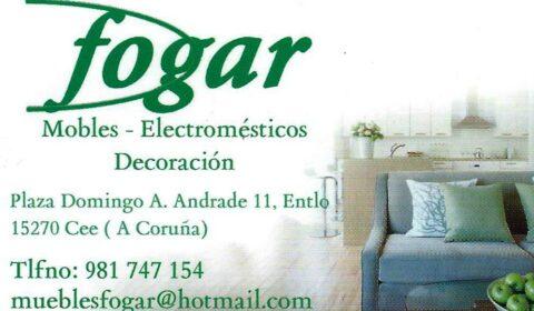 FOGAR MOBLES - CEE