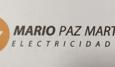 MARIO PAZ ELECTRICIDADE - MUXÍA