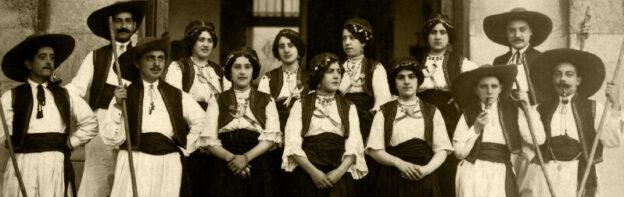 OBRA DE TEATRO. ANO 1908-1909