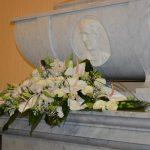 Ofrenda floral a D. Fernando Blanco de Lema