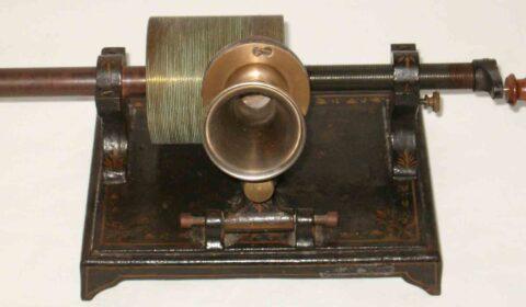 Fonógrafo de Edison