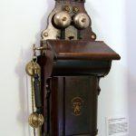 Estación telefónica L. M. Ericsson