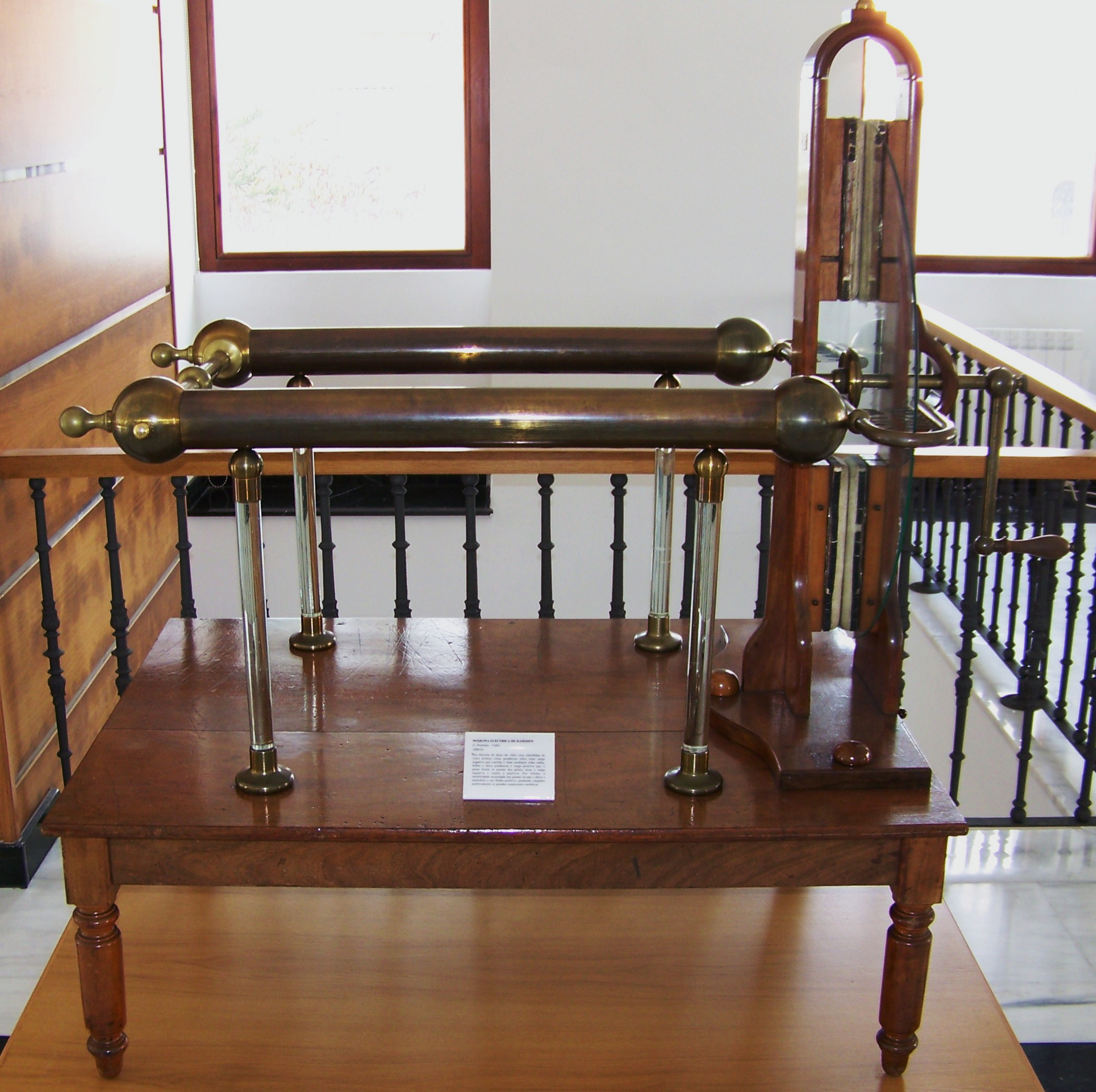 Máquina de Ramsden