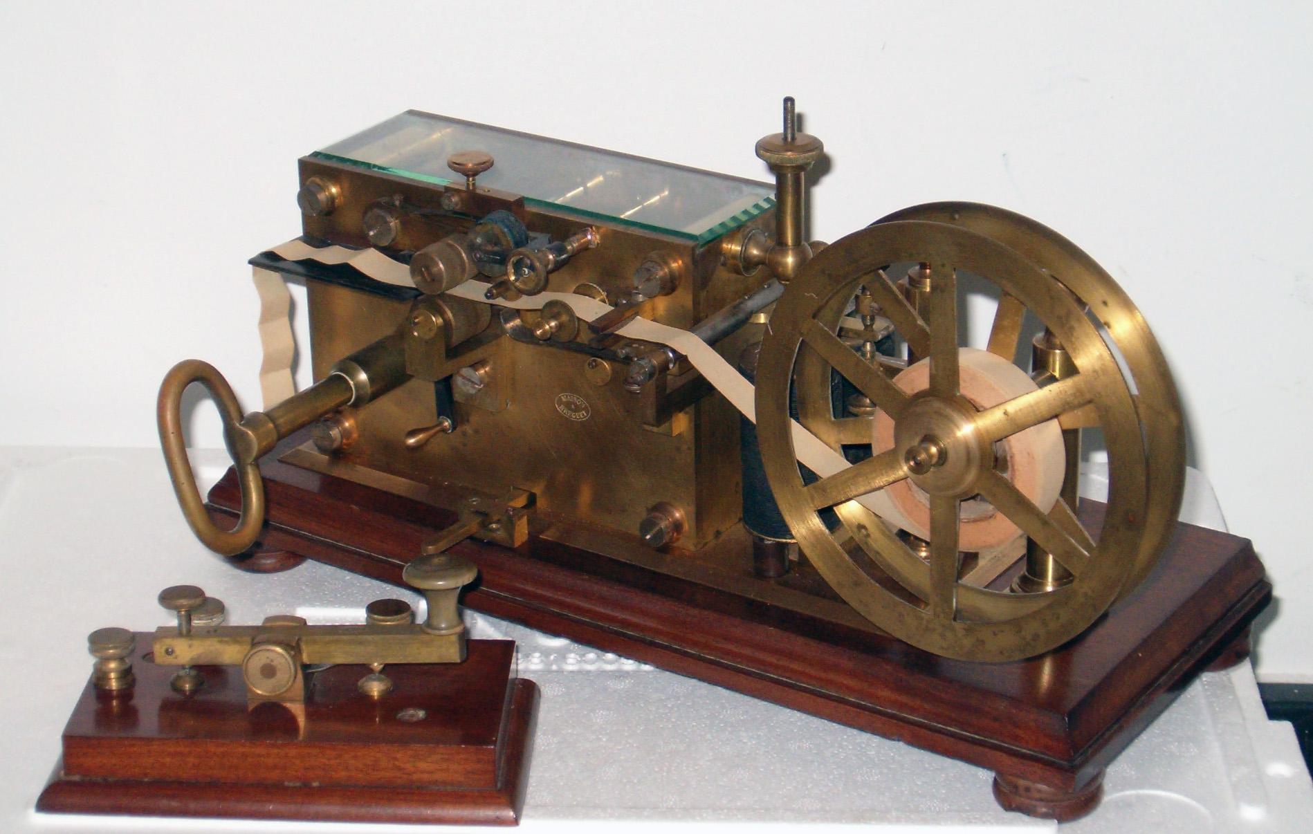 Telégrafo de Morse